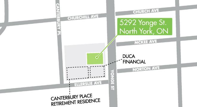 NY- HealthOne North York 5292 Yonge St, North York, ON M2N 5P9